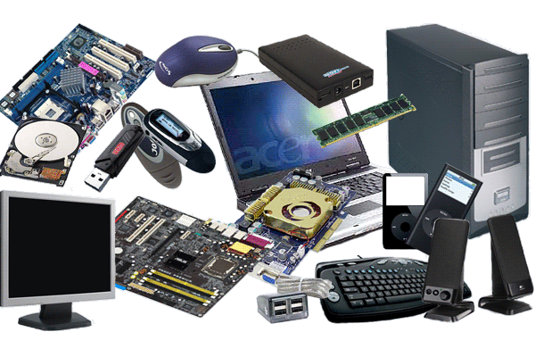 Partes y accesorios para computadora